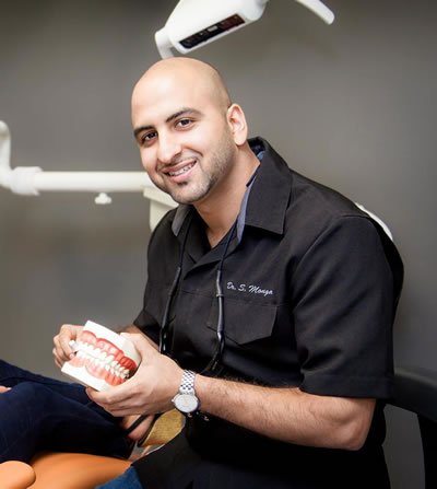 Dr. Shiva Monga- EK Dental, Mantra Dental, PL Dental